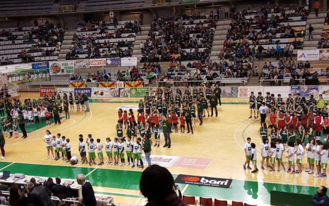 NOTICIA| Venta anticipada y presentación de cantera ante Bilbao Basket