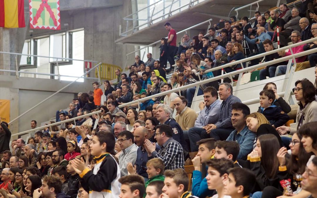 NOTICA| Sabrosa final para los aficionados del Levitec Huesca