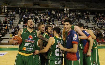 CRÓNICA| No hay nada imposible. Levitec Huesca logra una victoria de mérito.