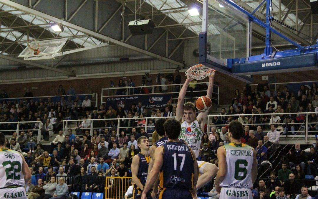 CRÓNICA|Levitec Huesca cae en Pumarín