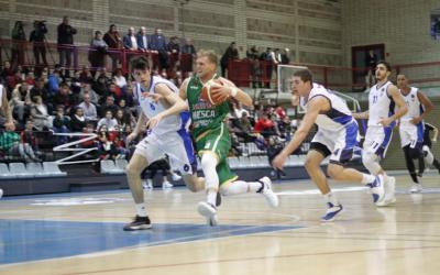 CRÓNICA| Levitec Huesca se reencuentra con la victoria