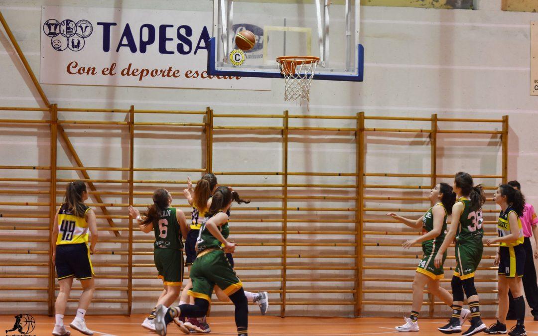 NOTICIA | El Cadete femenino verde, tercer clasificado en la liga cadete B femenino