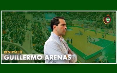 NOTICIA| Guillermo Arenas renueva con Levitec Huesca