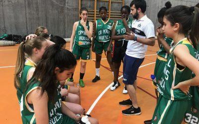 CANTERA| Los equipos infantiles, presentes en el Torneo Basket Aragón