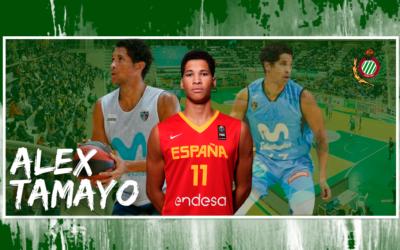 FICHAJE| Alex Tamayo, cesión del Movistar Estudiantes al Levitec Huesca