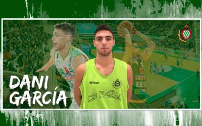 FICHAJE| Dani García, una temporada más en Levitec Huesca