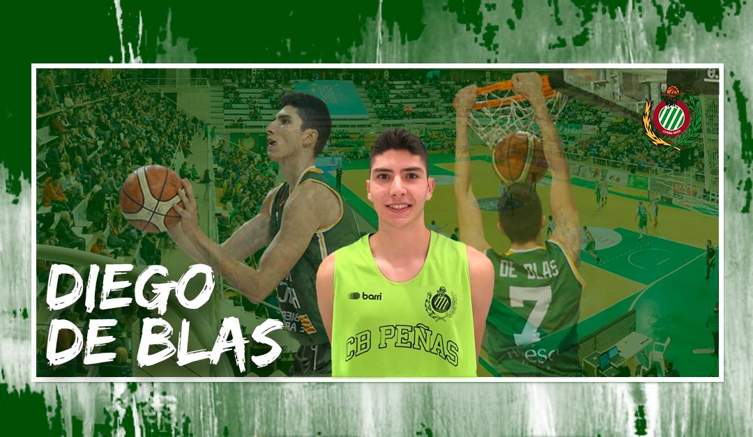 FICHAJE  Diego de Blas continuará en el Levitec Huesca