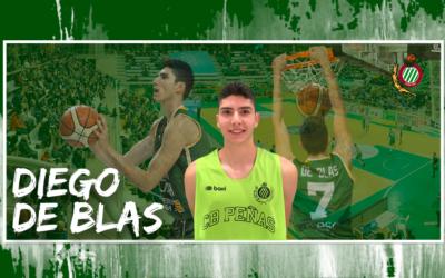 FICHAJE| Diego de Blas continuará en el Levitec Huesca
