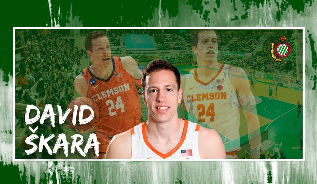 FICHAJE| David Škara aterriza en el Levitec Huesca desde la NCAA