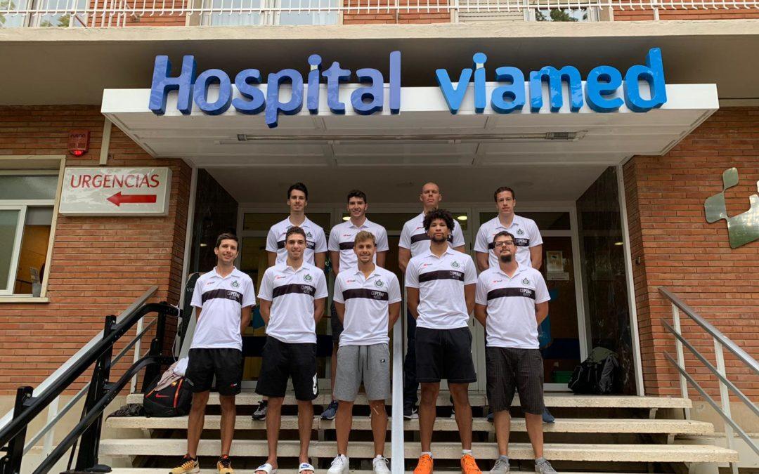 NOTICIA| Levitec Huesca comienza la pretemporada