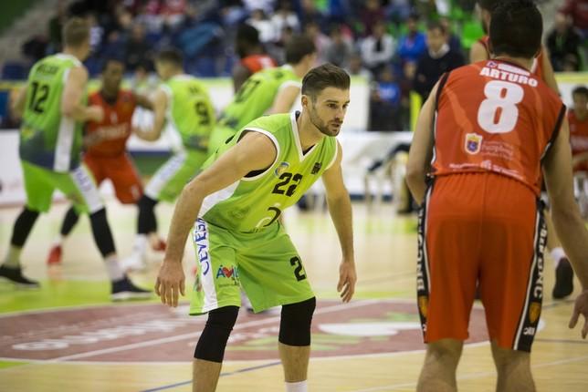 FICHAJE  Berni García se incorpora al Levitec Huesca