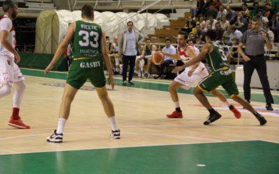CRÓNICA   Levitec Huesca se estrena en casa con una emocionante victoria ante Coviran Granada