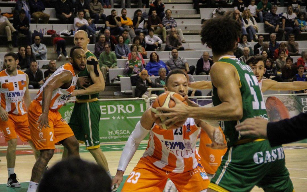 PREVIA   Levitec Huesca quiere hacerse fuerte en el Palacio