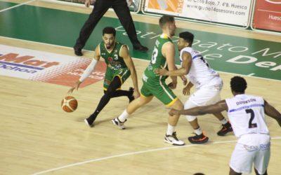 CRÓNICA | Levitec Huesca se reencuentra con la victoria
