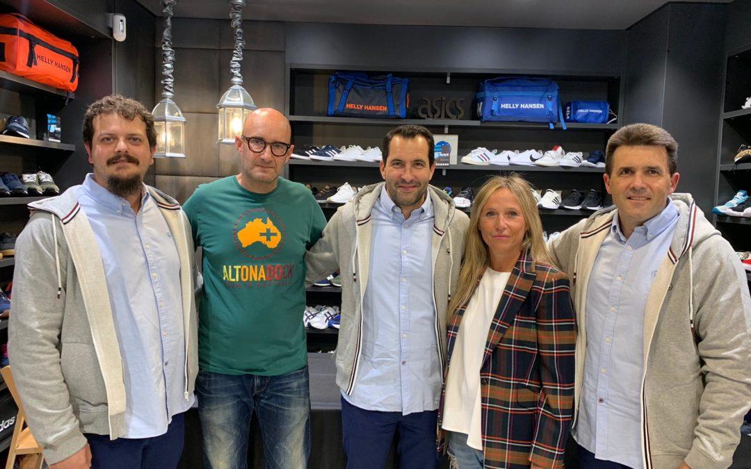 NOTICIA | Levitec Huesca renueva su acuerdo de patrocinio con Different Urban Sport