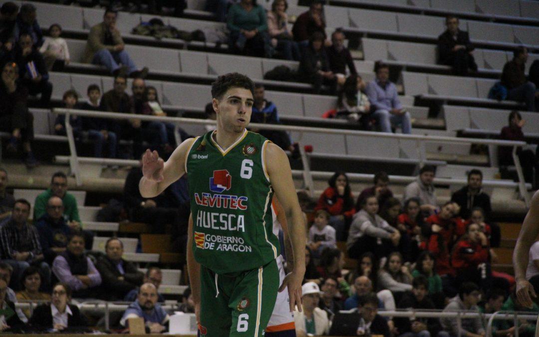 NOTICIA | Dani García, baja por lesión para Levitec Huesca