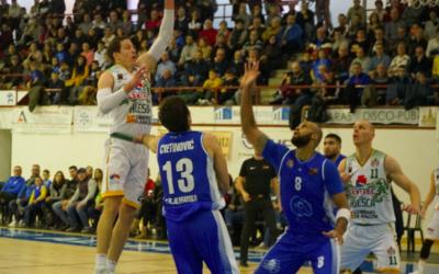 CRÓNICA | Levitec Huesca no puede llevarse la victoria de La Bombonera