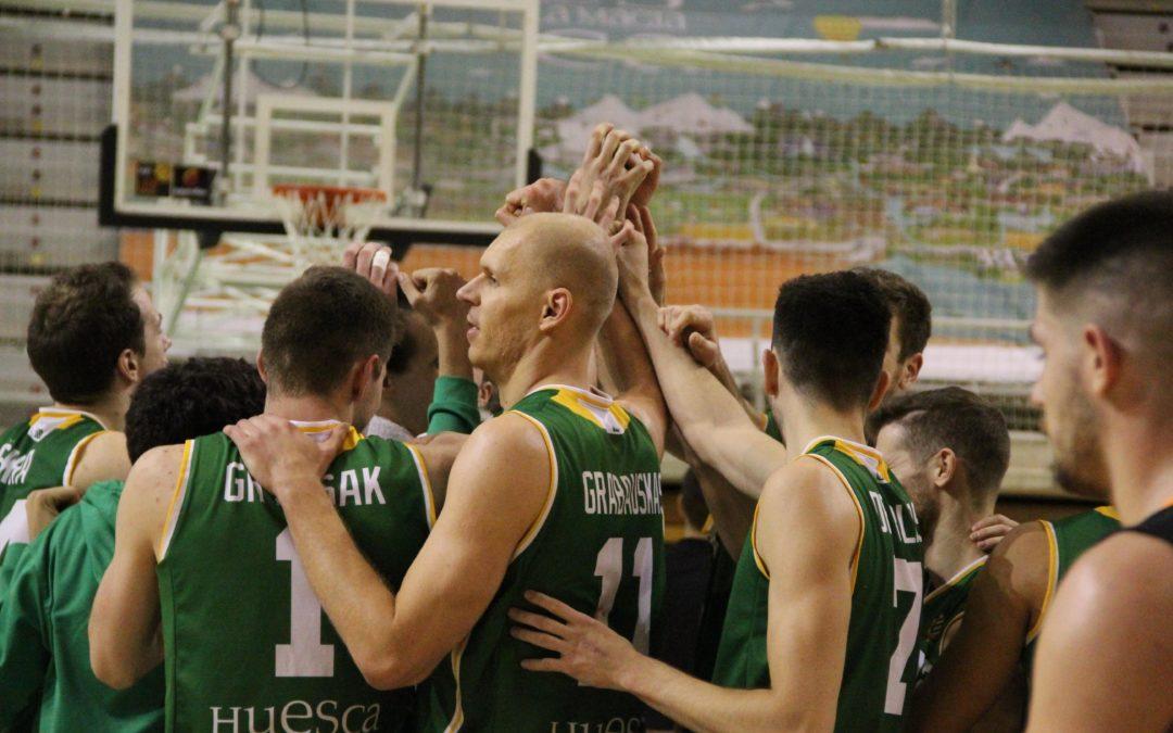 NOTICIA   Levitec Huesca termina la primera vuelta con siete victorias