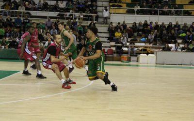 CRÓNICA | Levitec Huesca cae en el Palacio de los Deportes ante el líder