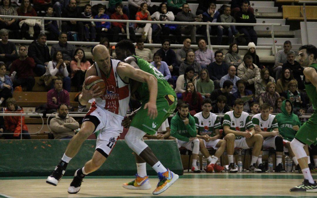 CRÓNICA   Levitec Huesca repite derrota en el Palacio de los Deportes
