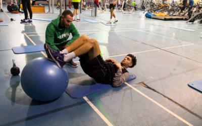 NOTICIA | Dani García completa su primera semana de recuperación en Huesca
