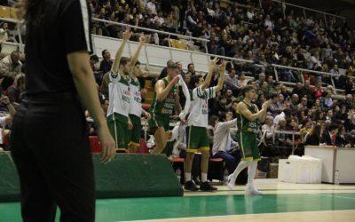 CRÓNICA | Levitec Huesca consigue la segunda victoria consecutiva
