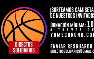NOTICIA   CB Peñas se suma a la iniciativa solidaria #DirectosDesdeElConfinamiento