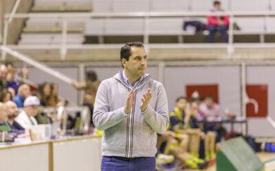 COMUNICADO   Guillermo Arenas no continuará al frente de Levitec Huesca la próxima temporada