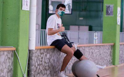NOTICIA   Pablo Gella sufre una rotura total del ligamento cruzado anterior