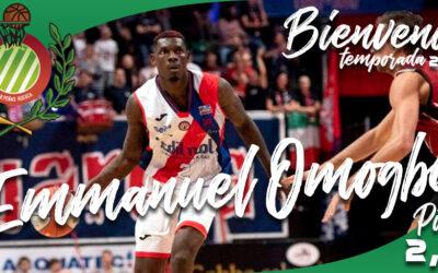 FICHAJE   Emmanuel Omogbo completa la plantilla de Levitec Huesca