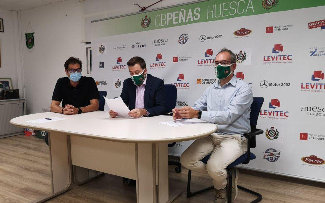NOTICIA | El Club Baloncesto Peñas celebra sus asambleas de socios ordinaria y extraordinaria