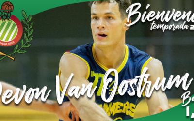 FICHAJE   Devon Van Oostrum se incorpora temporalmente a Levitec Huesca