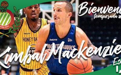 FICHAJE | Kimbal Mackenzie se incorpora a Levitec Huesca