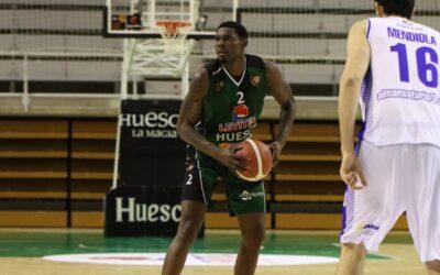 NOTICIA | Emmanuel Omogbo no continuará en Levitec Huesca