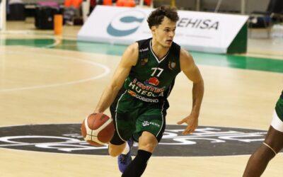 NOTICIA | Devon Van Oostrum finaliza su estancia en Levitec Huesca