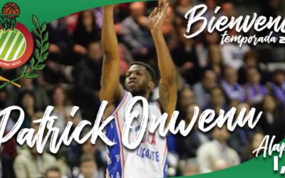FICHAJE   Patrick Onwenu se incorpora a Levitec Huesca