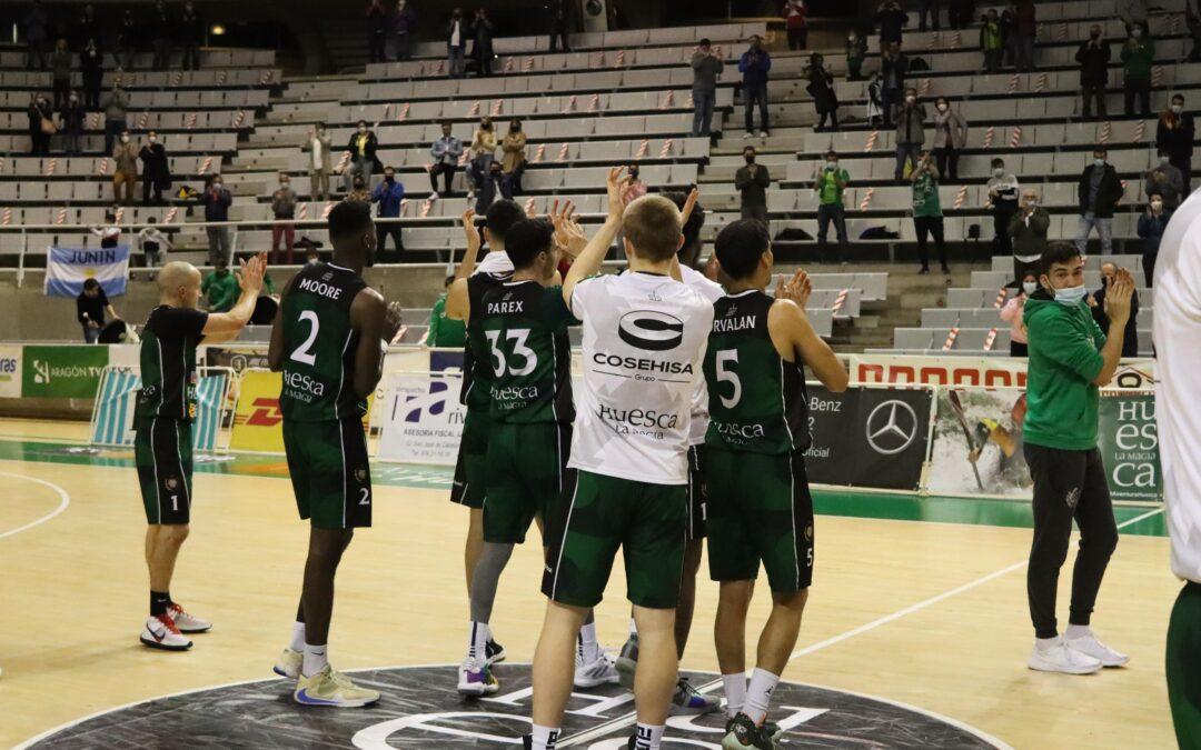 NOTICIA | Un cambio en la normativa permite a Levitec Huesca contar con 500 aficionados en el Palacio este domingo