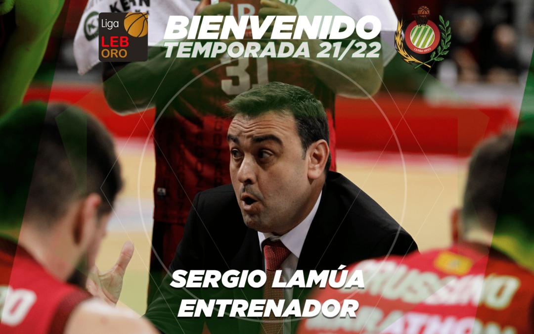 FICHAJE | Sergio Lamúa, nuevo entrenador del Club Baloncesto Peñas en LEB Oro