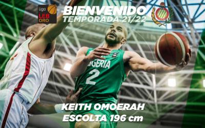 FICHAJE | Keith Omoerah se incorpora a Levitec Huesca para la próxima temporada