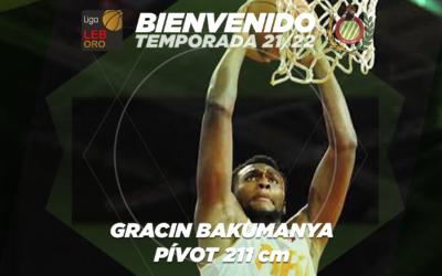 FICHAJE | Gracin Bakumanya, refuerzo para el juego interior de Levitec Huesca