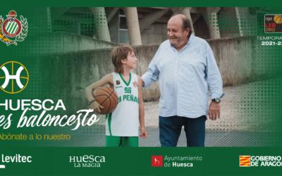 NOTICIA | El Club Baloncesto Peñas lanza su campaña de abonados para la temporada 21/22