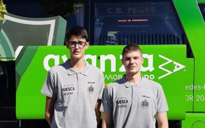 NOTICIA | Aday Mara y Pavle Stosic formarán parte del roster de Levitec Huesca La Magia en Castellón
